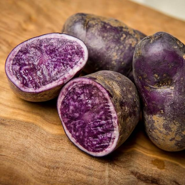 Purple Sweet Potato Seeds,100pcs/pack