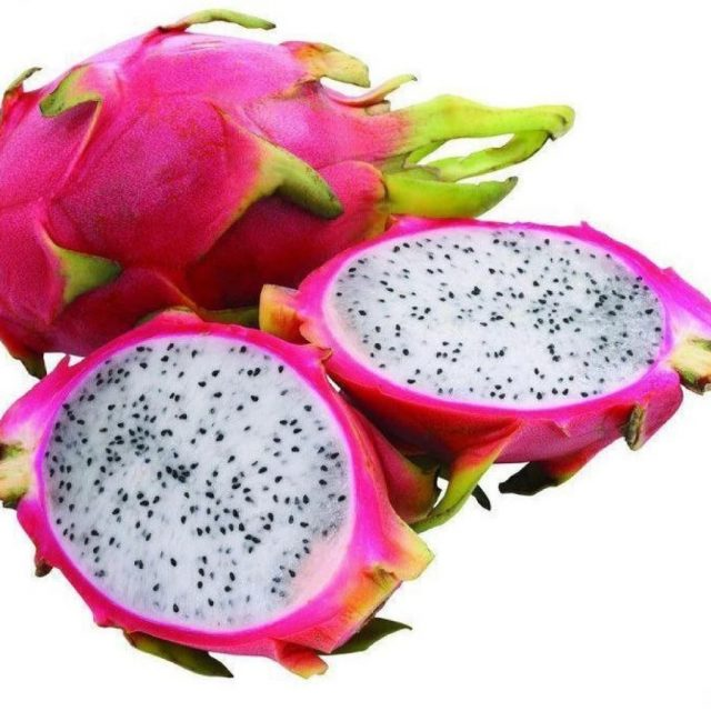 White Pitaya Seeds, White Dragon Fruit Seeds, 200pcs/pack
